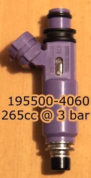 Fuel Injectors - Miata Turbo FAQ